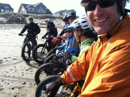 Fat Bike Expedition