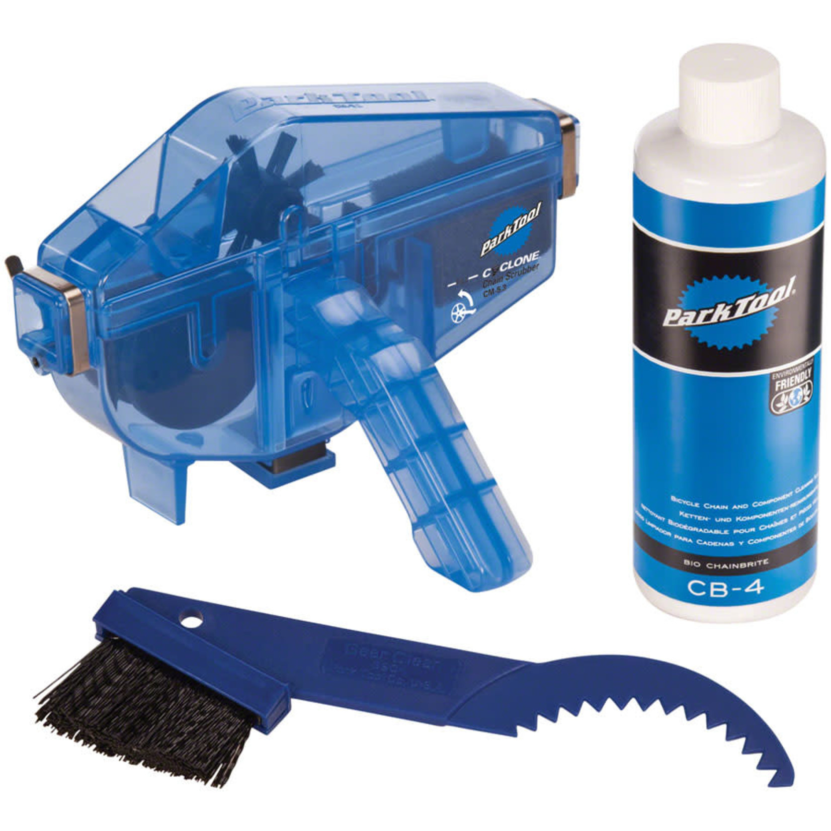 Park Tool Park Tool Chain Gang Cleaning System CG-2.4