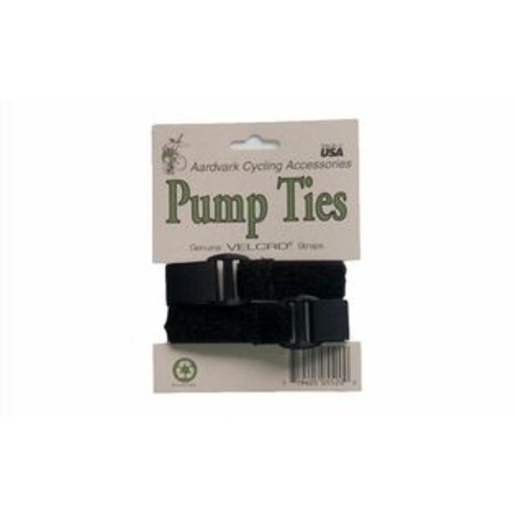 Aardvark Pump Ties - Set of 2