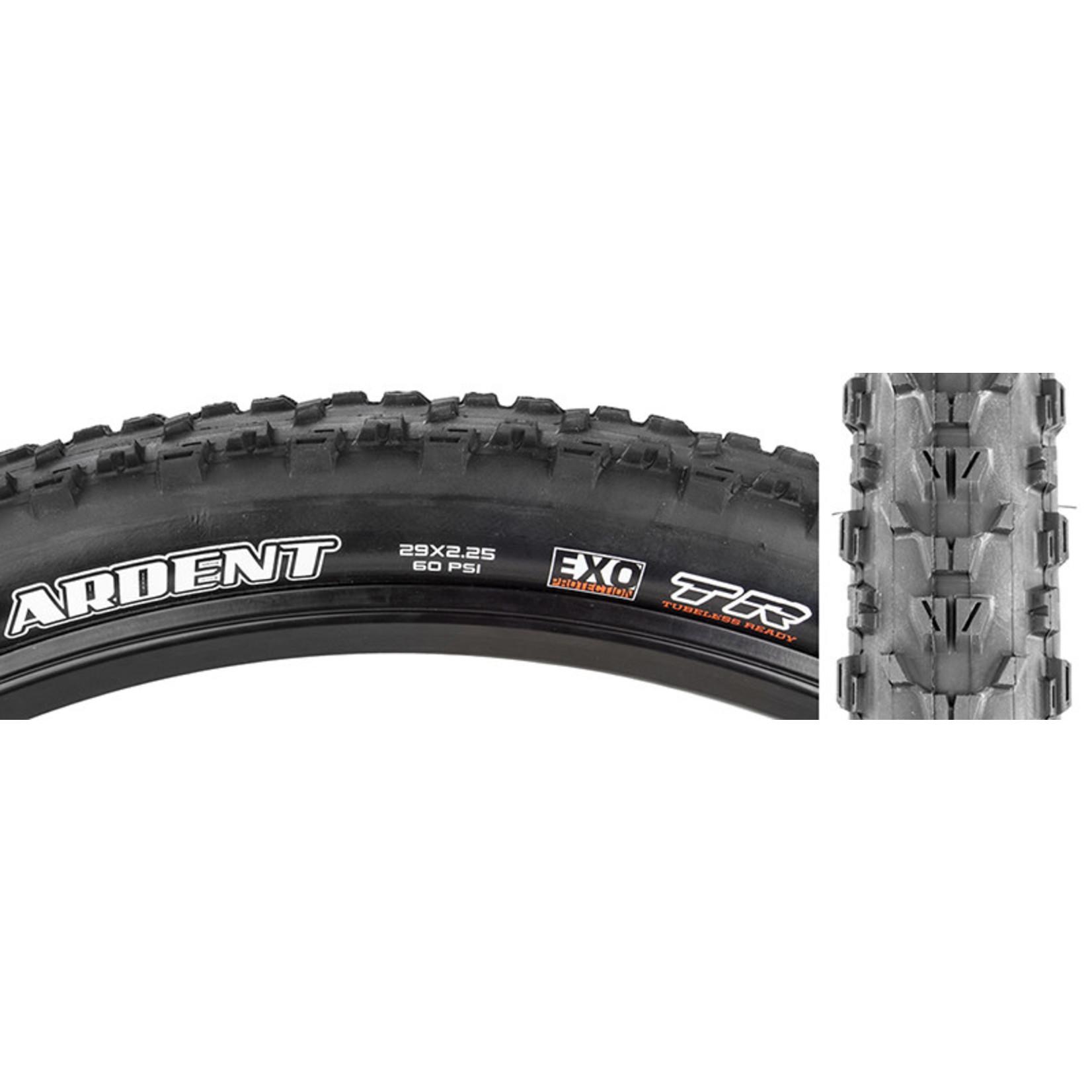Maxxis Maxxis Ardent Tire - 29 x 2.25, Tubeless, Folding, Black, Dual, EXO