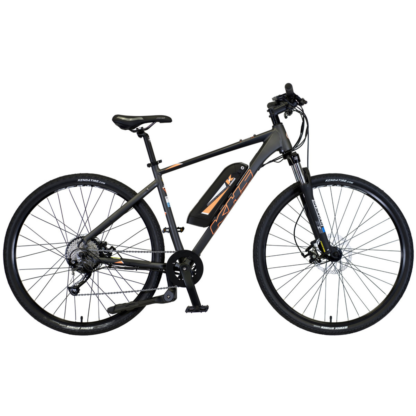 KHS Bicycles KHS Extended 2.0E E-Bike