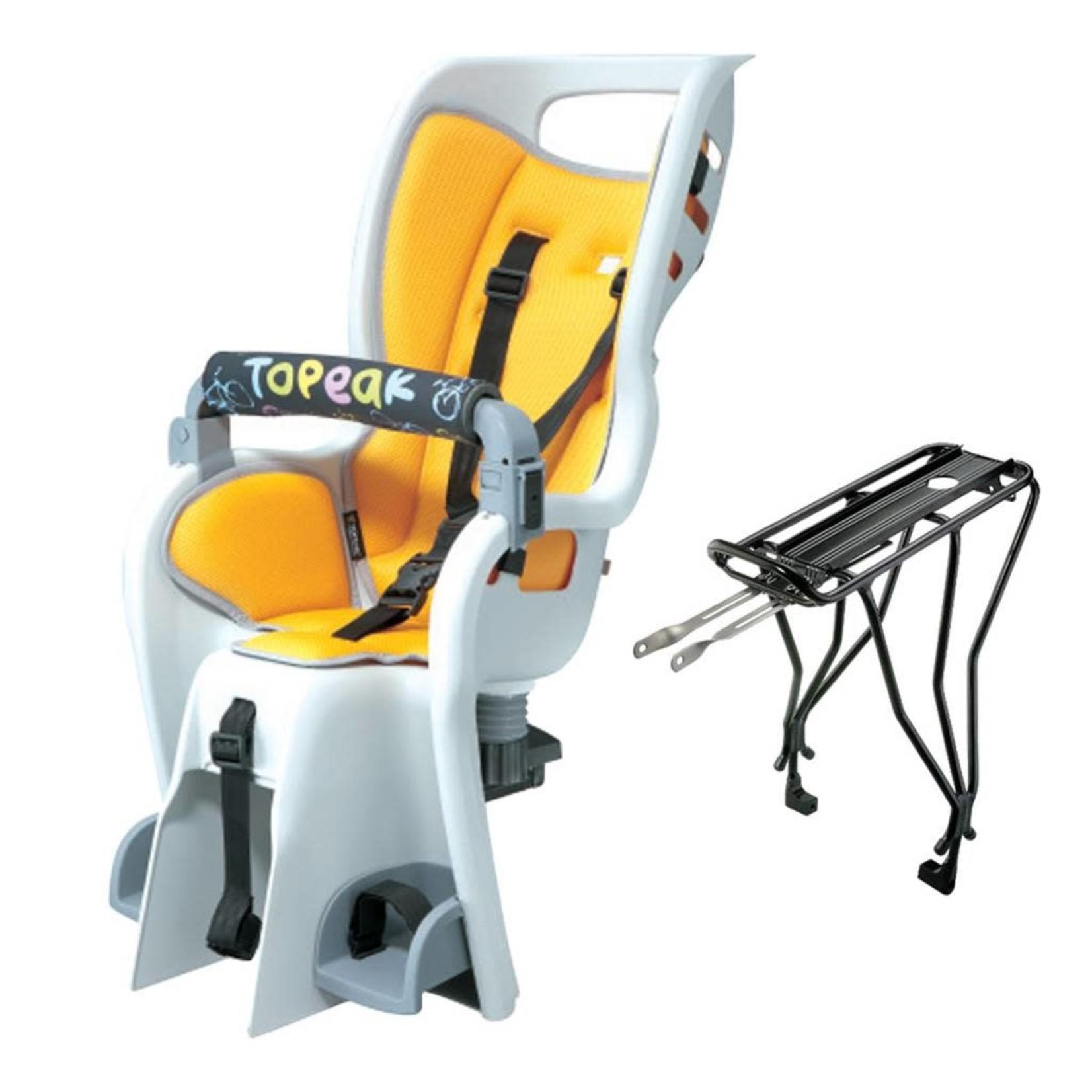Topeak Topeak BabySeat II with Disc Compatible Rack