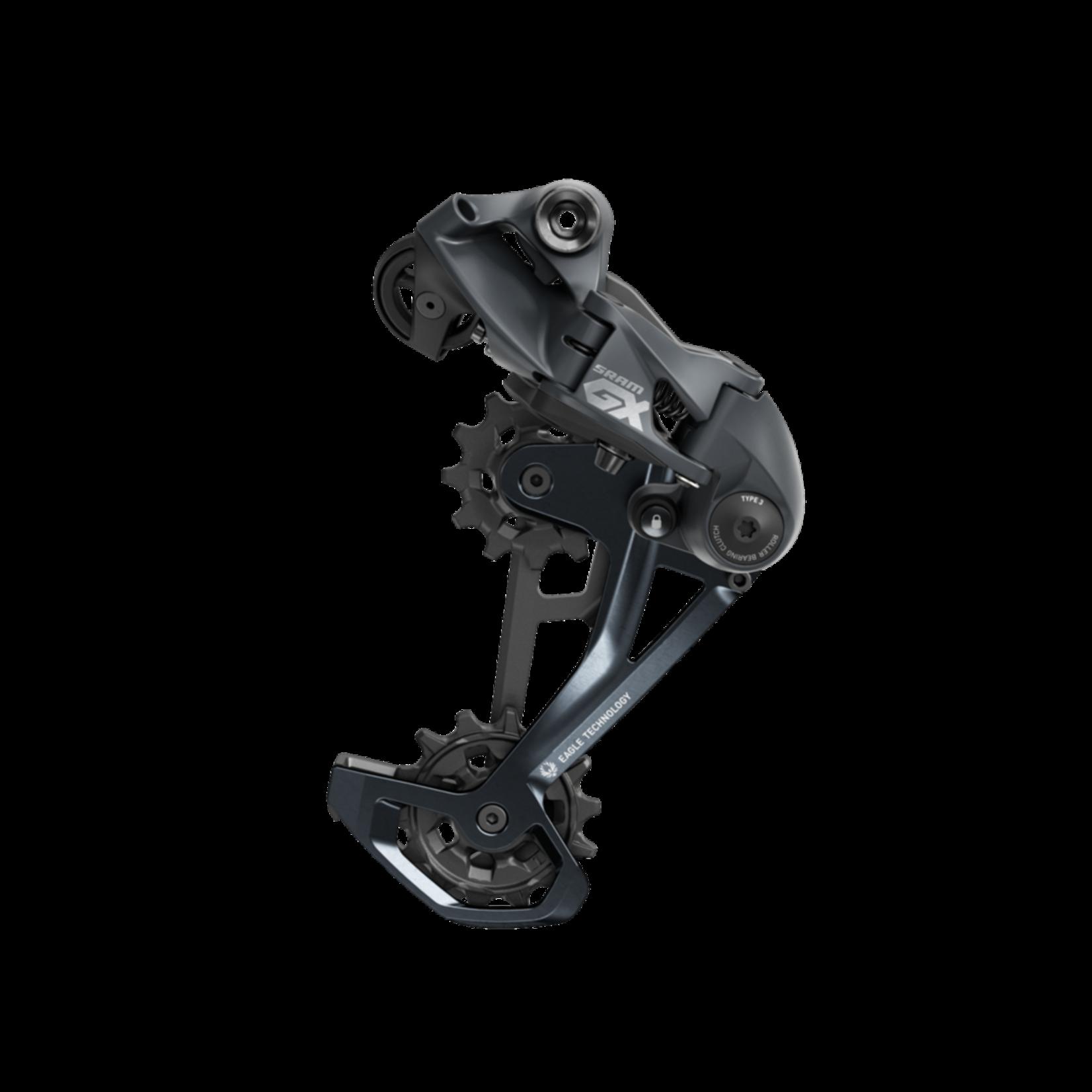 SRAM SRAM GX Eagle Rear Derailleur - 12-Speed - 52t Max - Lunar
