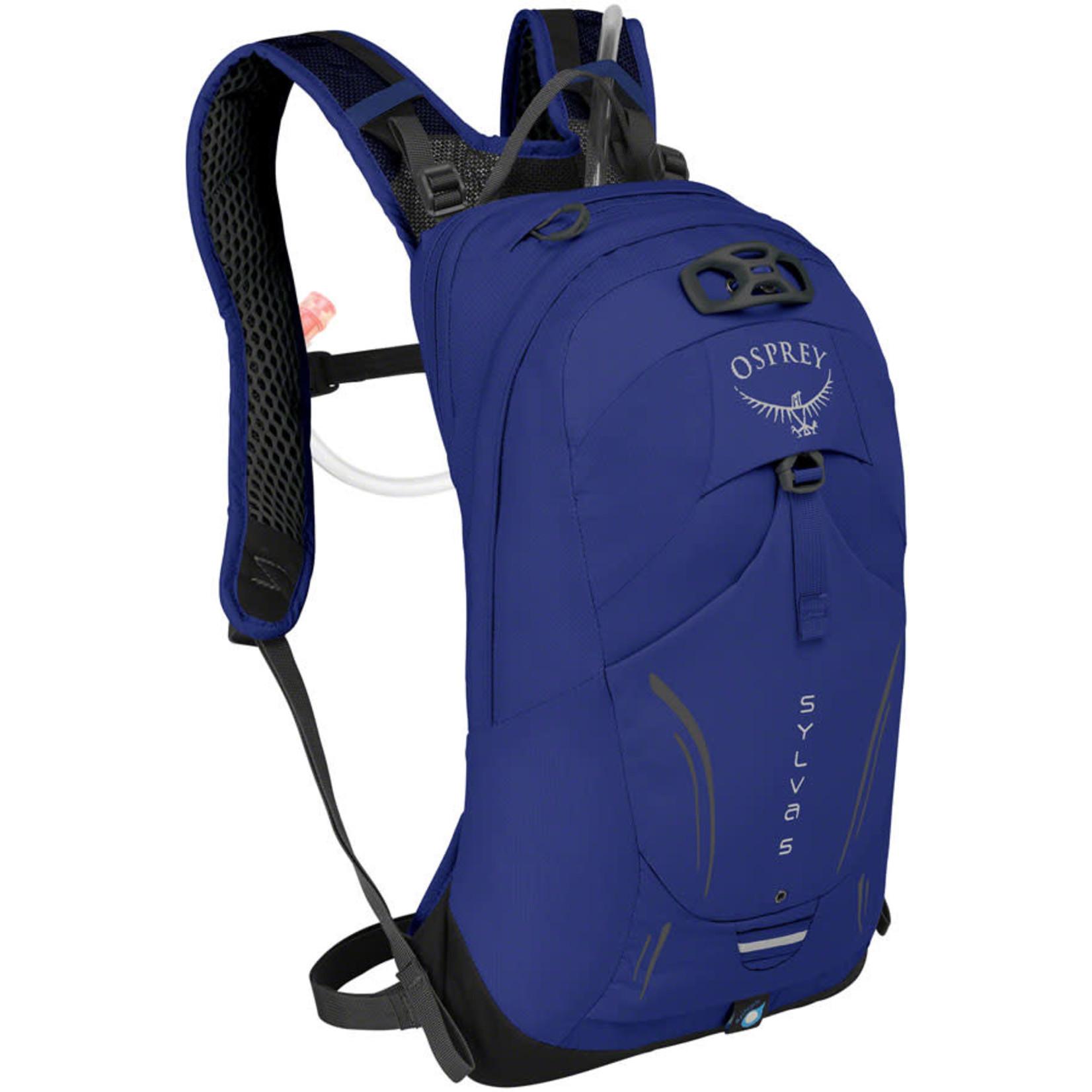 Osprey Sylva 5 Women's Hydration Pack: - Zodiac Purple