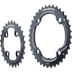 Race Face RaceFace Turbine 11-Speed Chainring Set - 64/104mm BCD - 26/36t