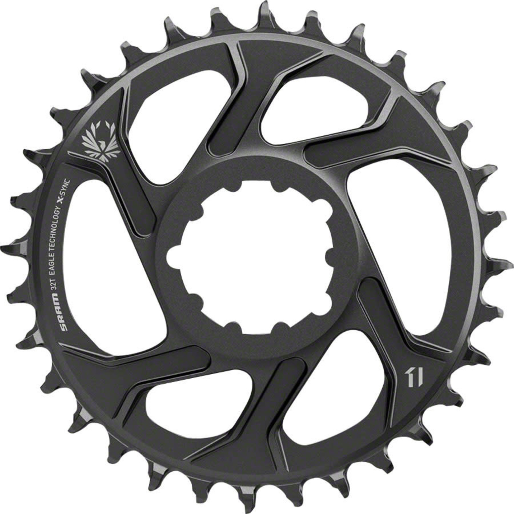 SRAM SRAM X-Sync 2 Eagle Direct Mount Chainring 32T 6mm Offset