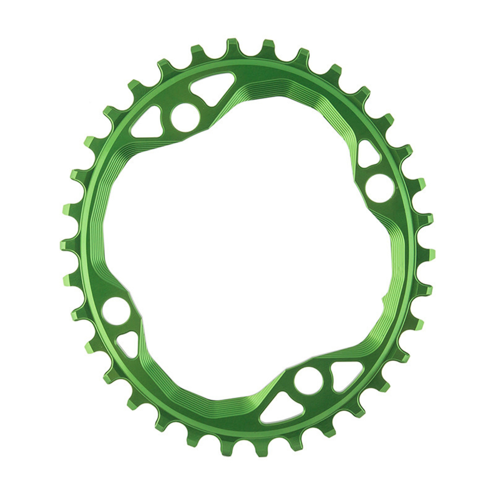 absoluteBlack absoluteBlack Oval 104 BCD Narrow Wide Chainring