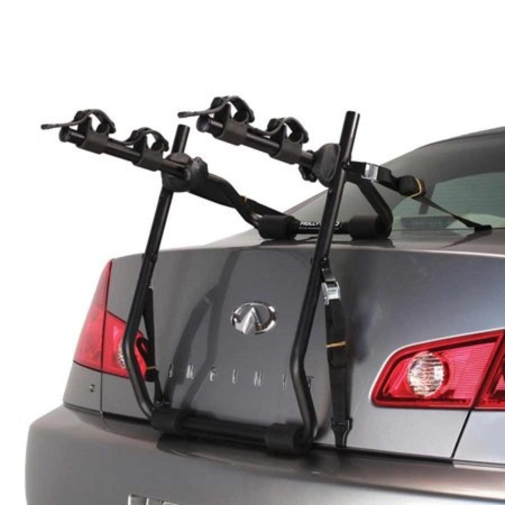 Hollywood Express Trunk Rack - 2-Bike