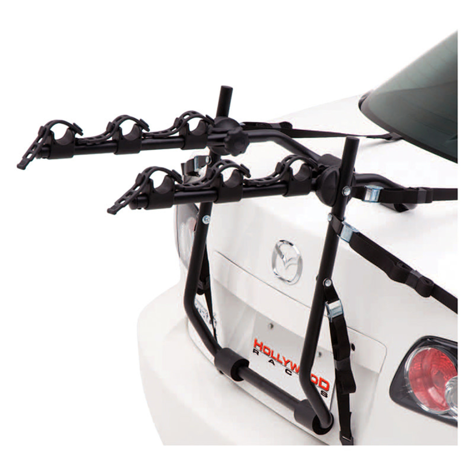 Hollywood Express Trunk Rack - 3-Bike