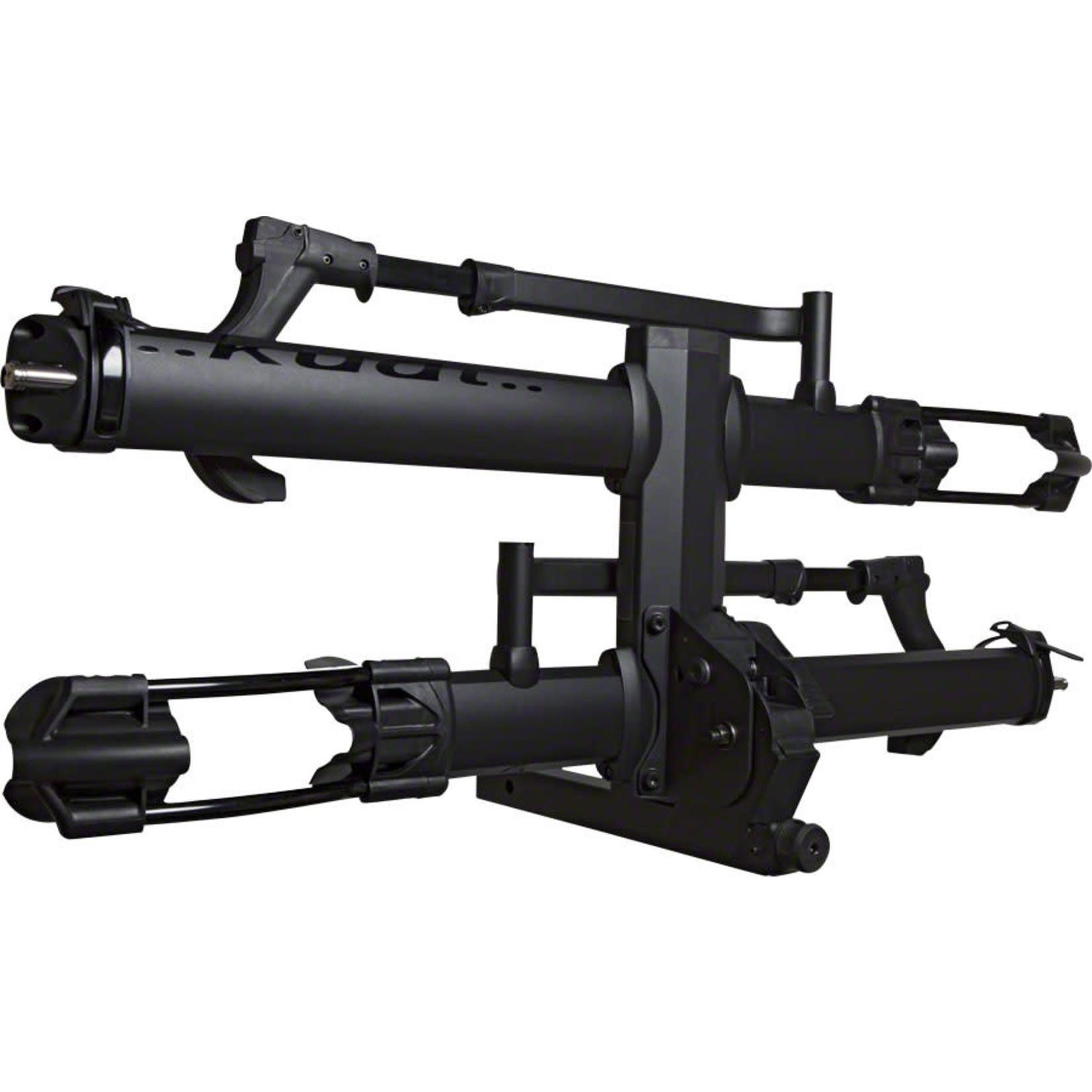 """Kuat NV 2.0 Base Hitch Bike Rack - 2-Bike - 2"""" Receiver - Black"""