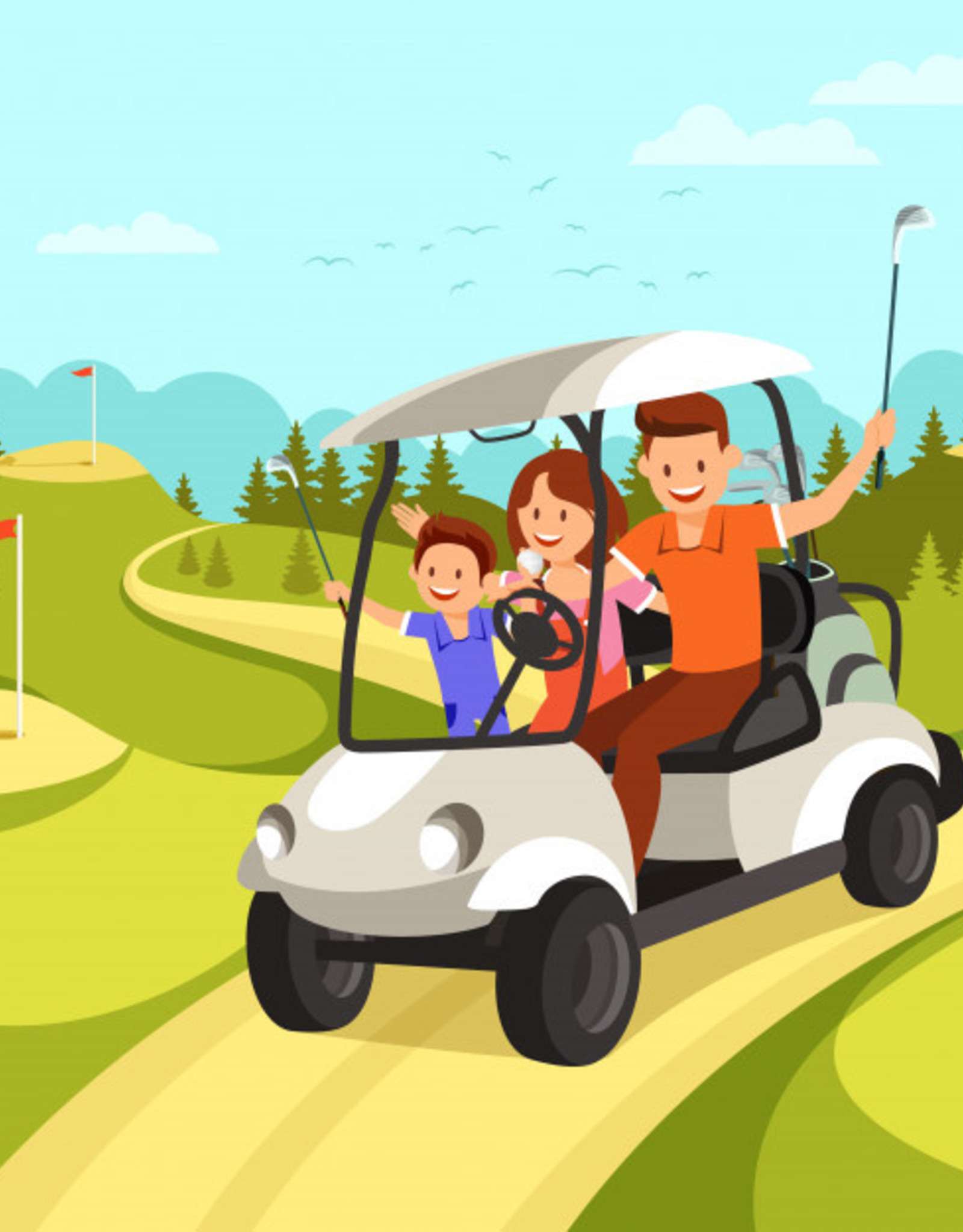 Putting Course Family Membership