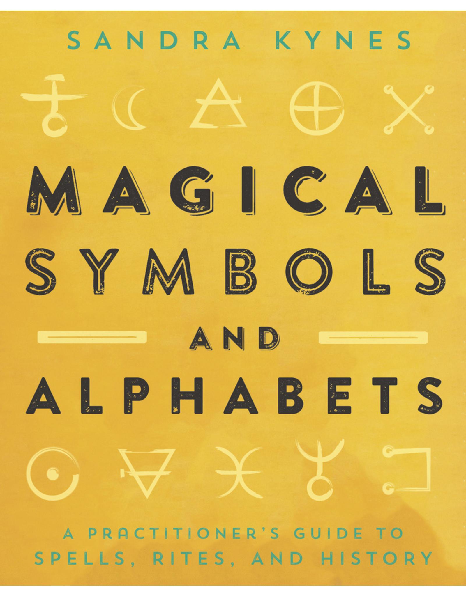 Magical Symbols and Alphabets