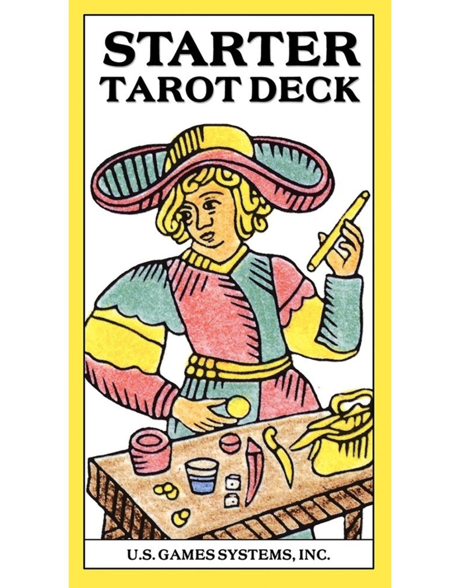 Starter Tarot Deck