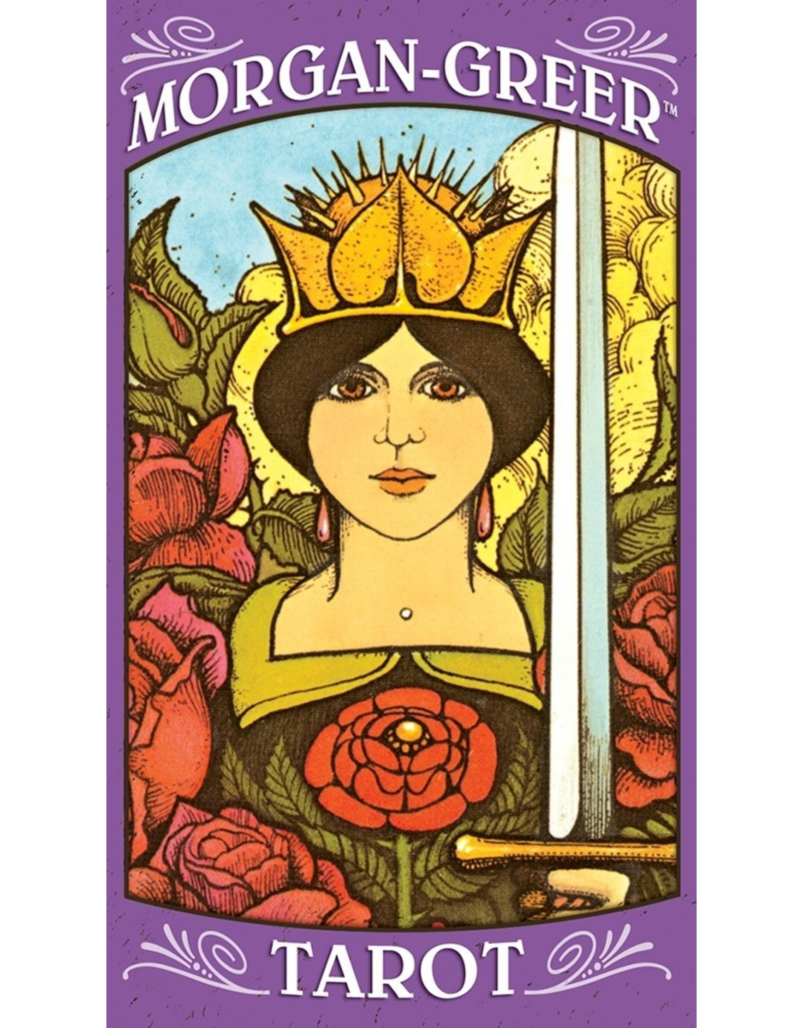 Morgan-Greer Tarot Deck