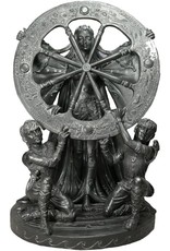 Arianrhod Statue by Maxine Miller in Pewter Colour