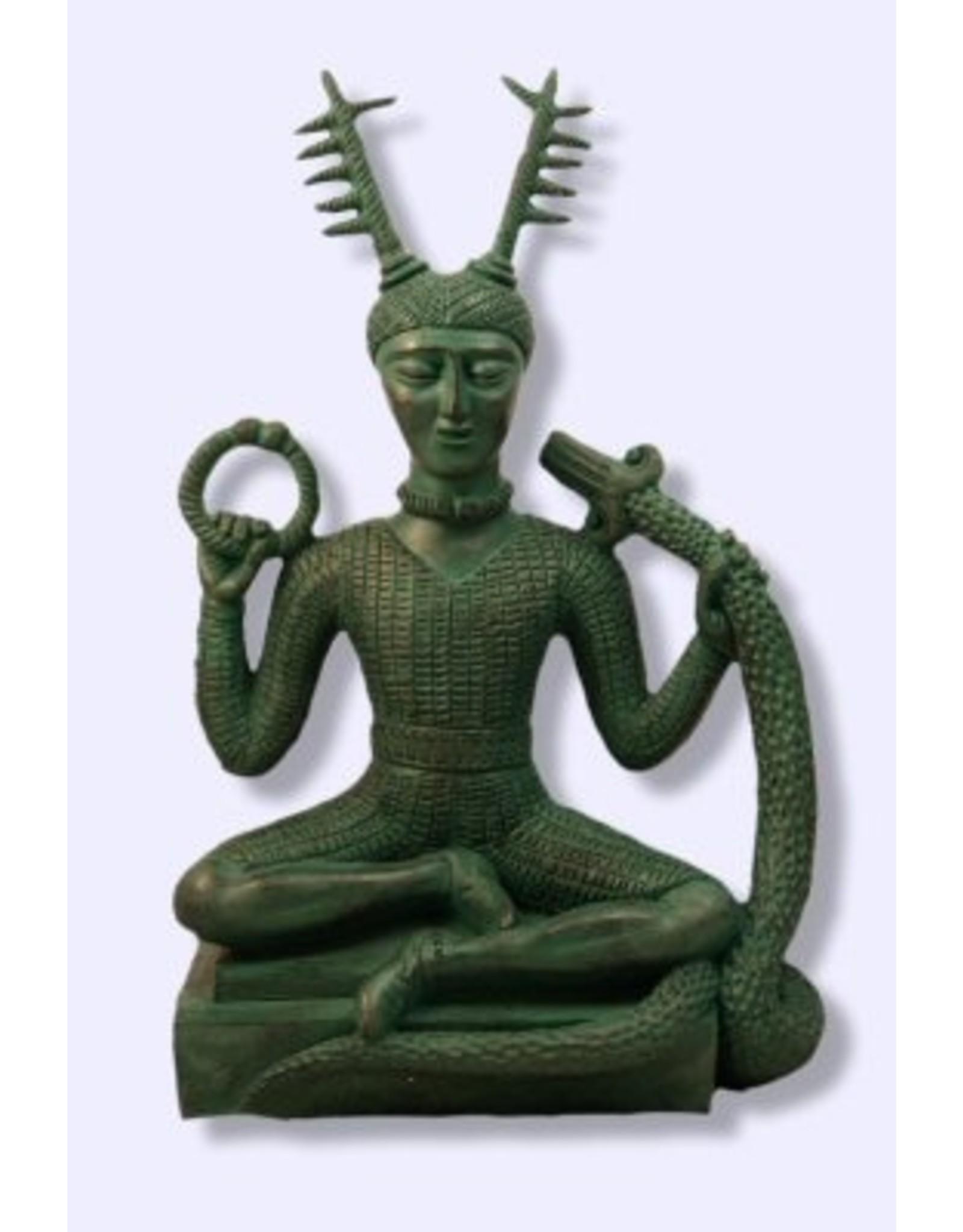 Gundestrup Cernunnos Statue 10 inches