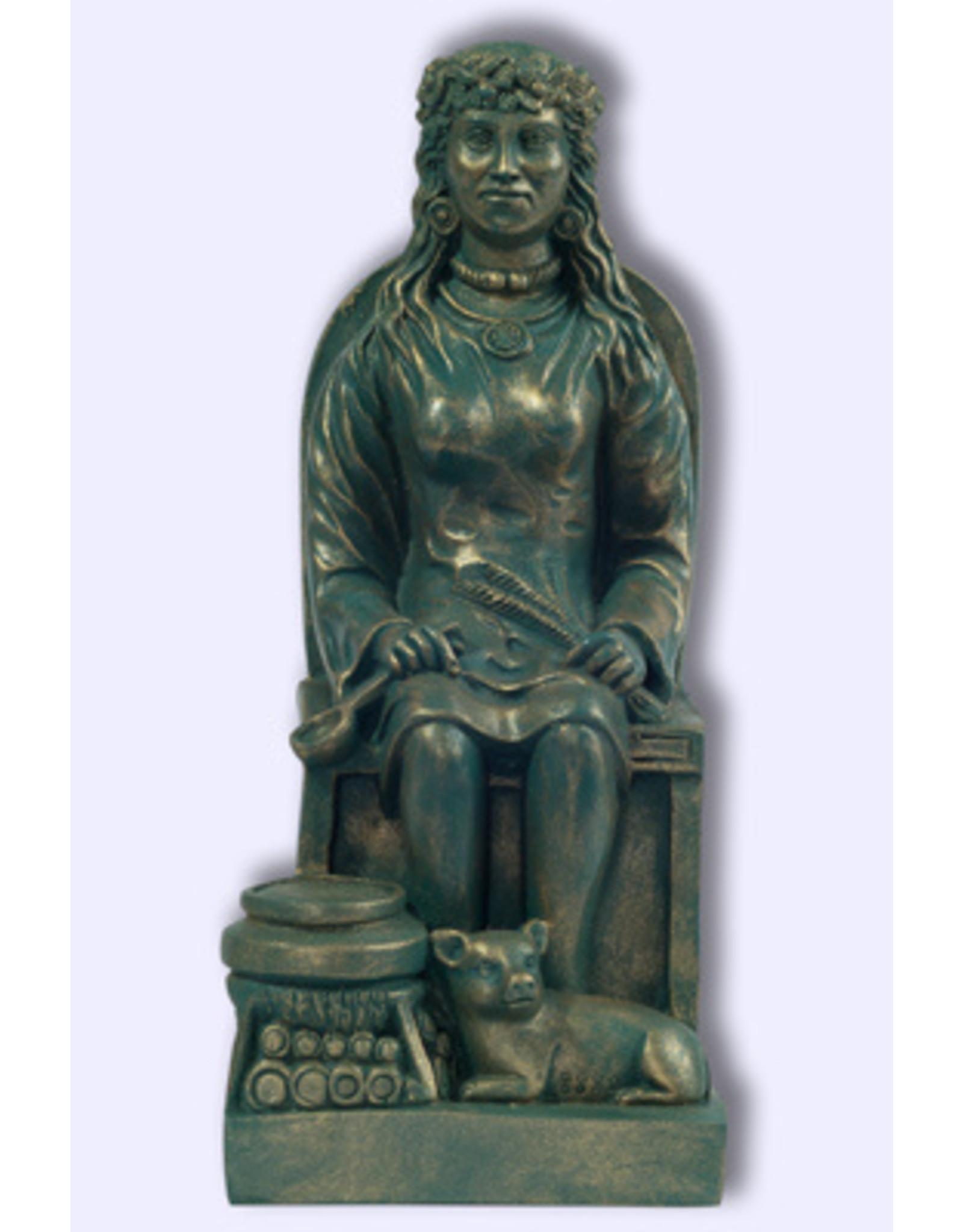 Cerridwen Statue