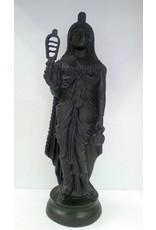Greek Isis with Sistrum Statue