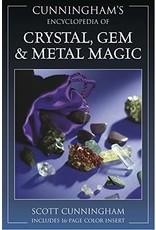 Cunningham's Encyclopedia of Crystal, Gem, & Metal Magic