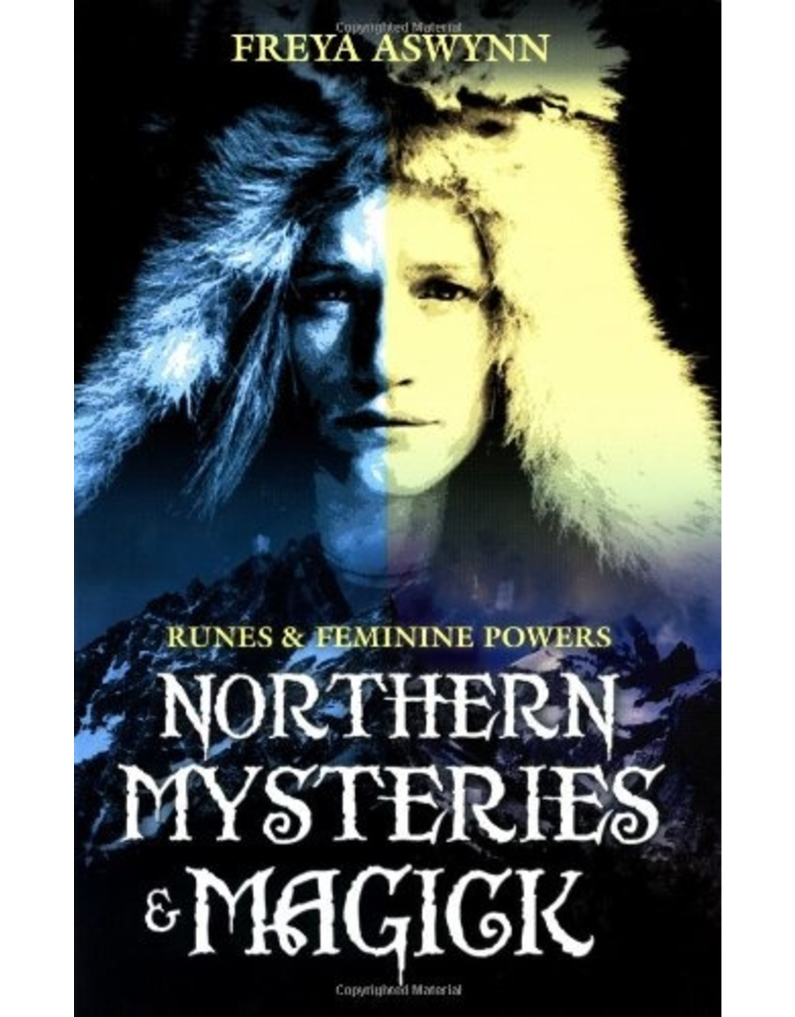 Norther Mysteries & Magick: Runes & Feminine Powers