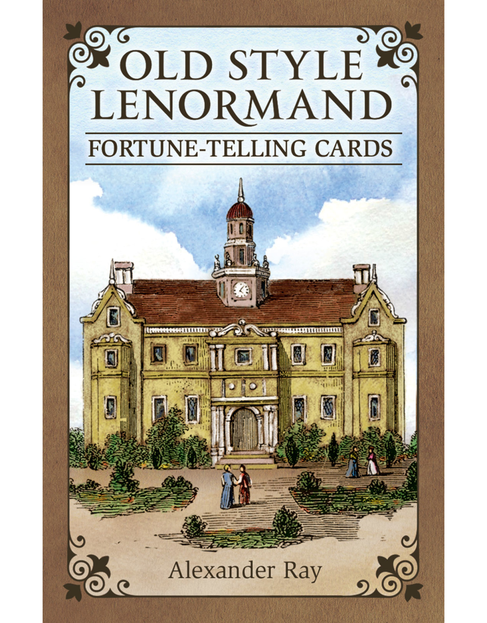 Old Style Lenormand: Fortune-Telling Cards