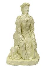Freya Statue Small in Bone Finish