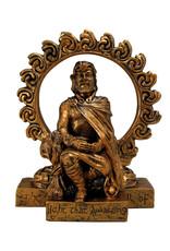 Lugh Small Statue in Bronze Finish