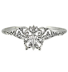 Fairy Pentacle Bracelet in Sterling Silver