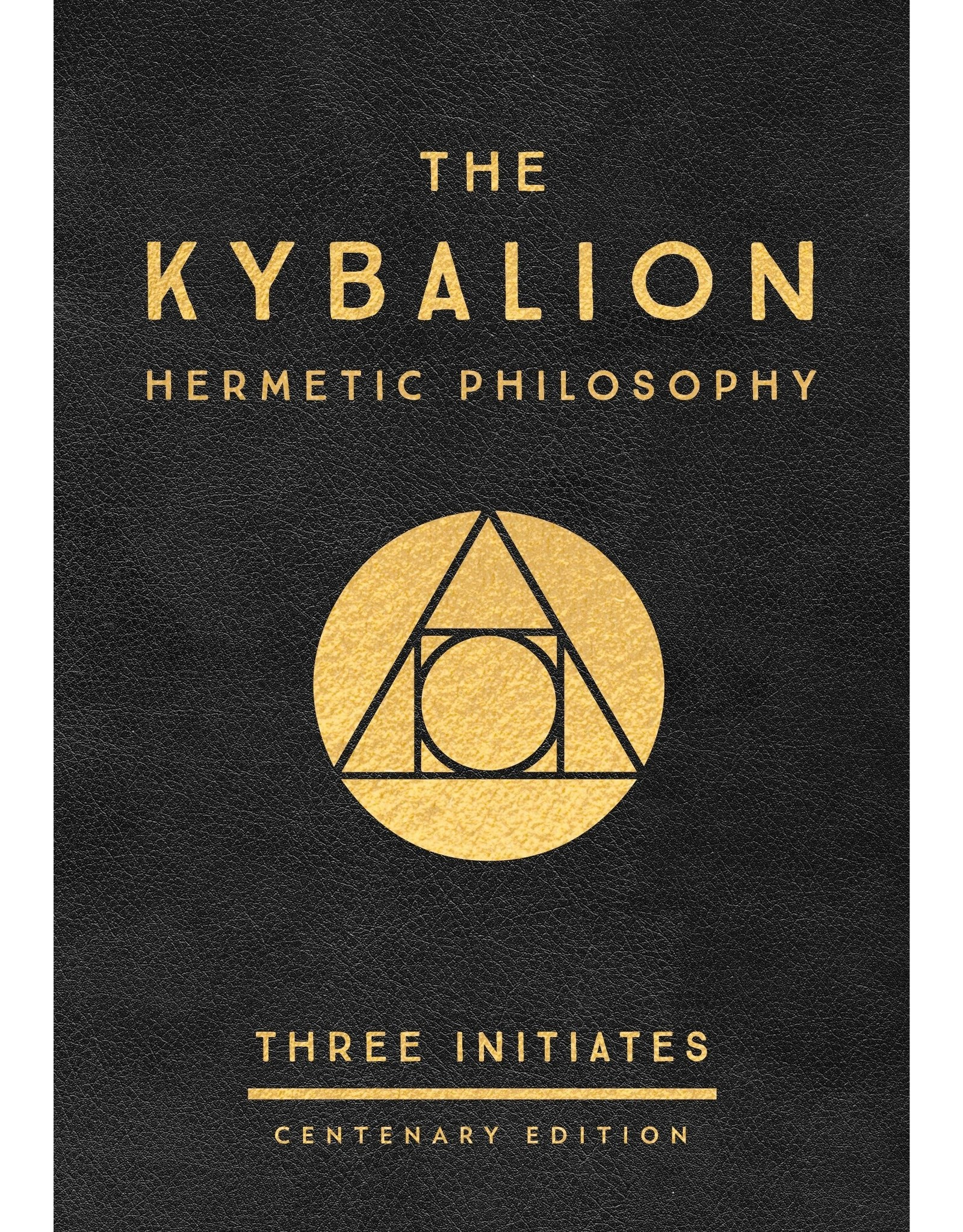 The Kabalion: Hermetic Philosophy