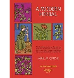 A Modern Herbal Volume I