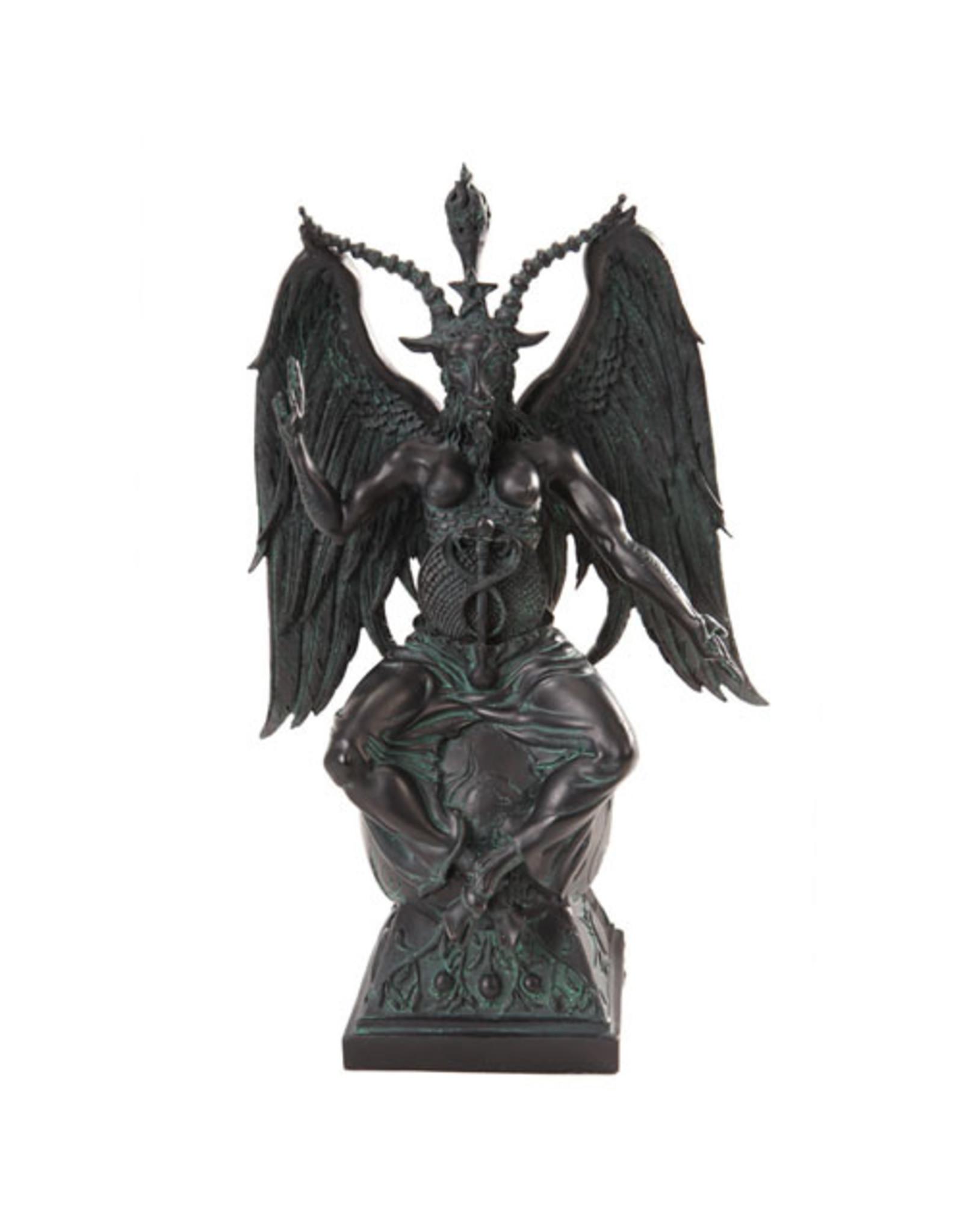 Baphomet Black Statue