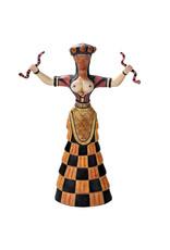 Minoan Snake Goddess Statue
