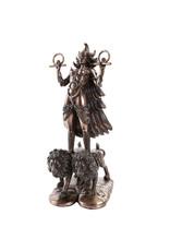 Ishtar Statue in Cold Cast Bronze