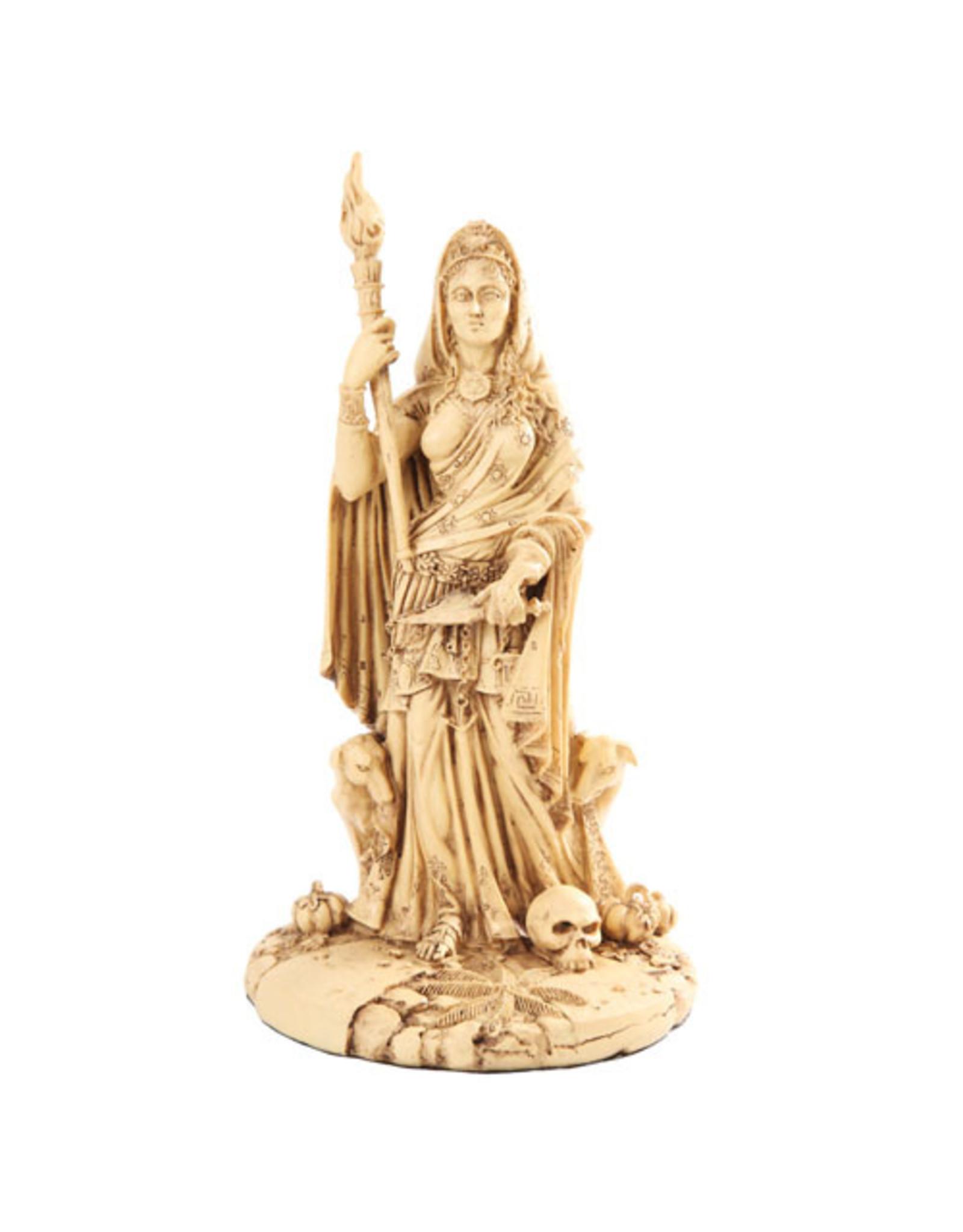 Hecate Statue in Bone
