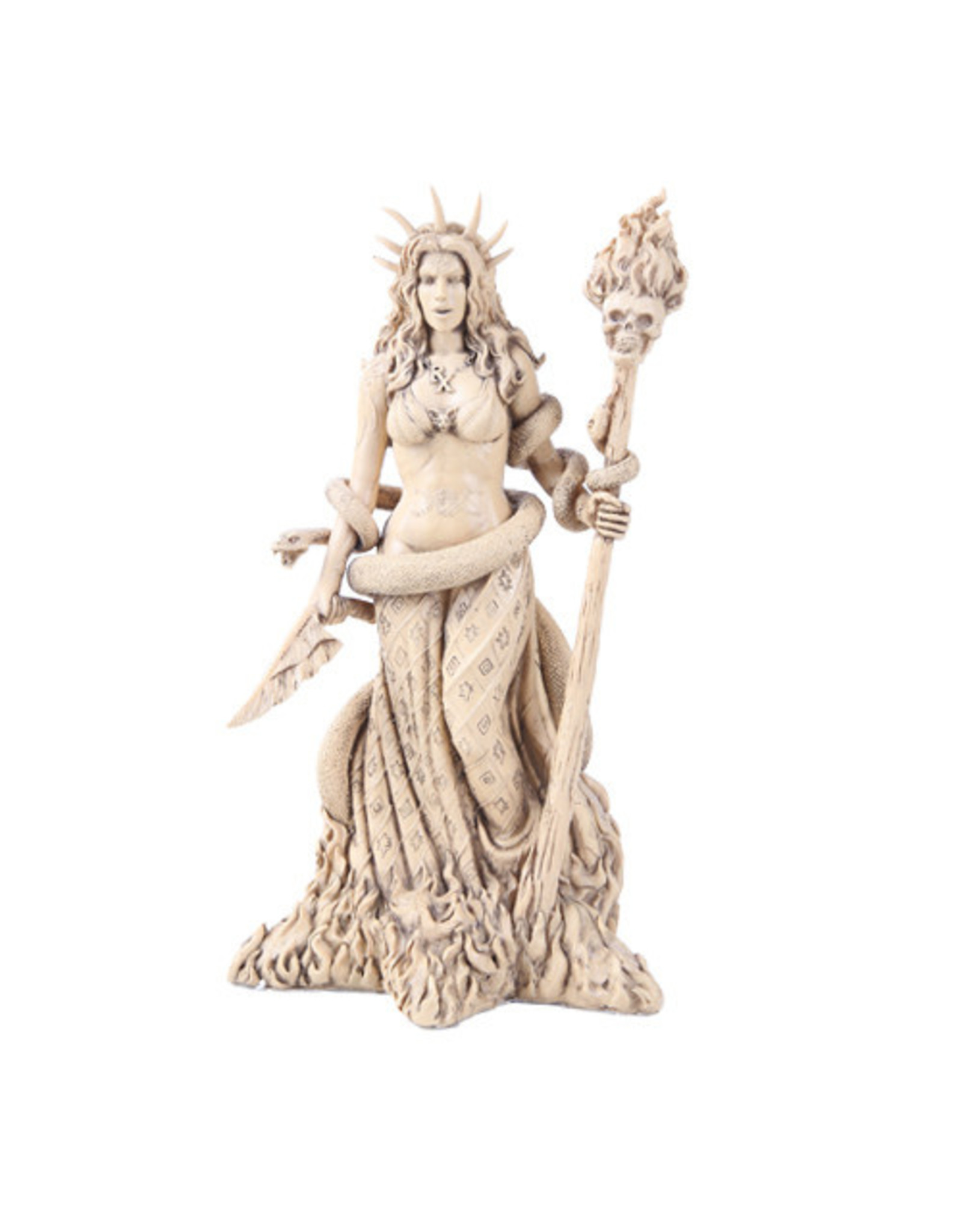 Hecate Statue