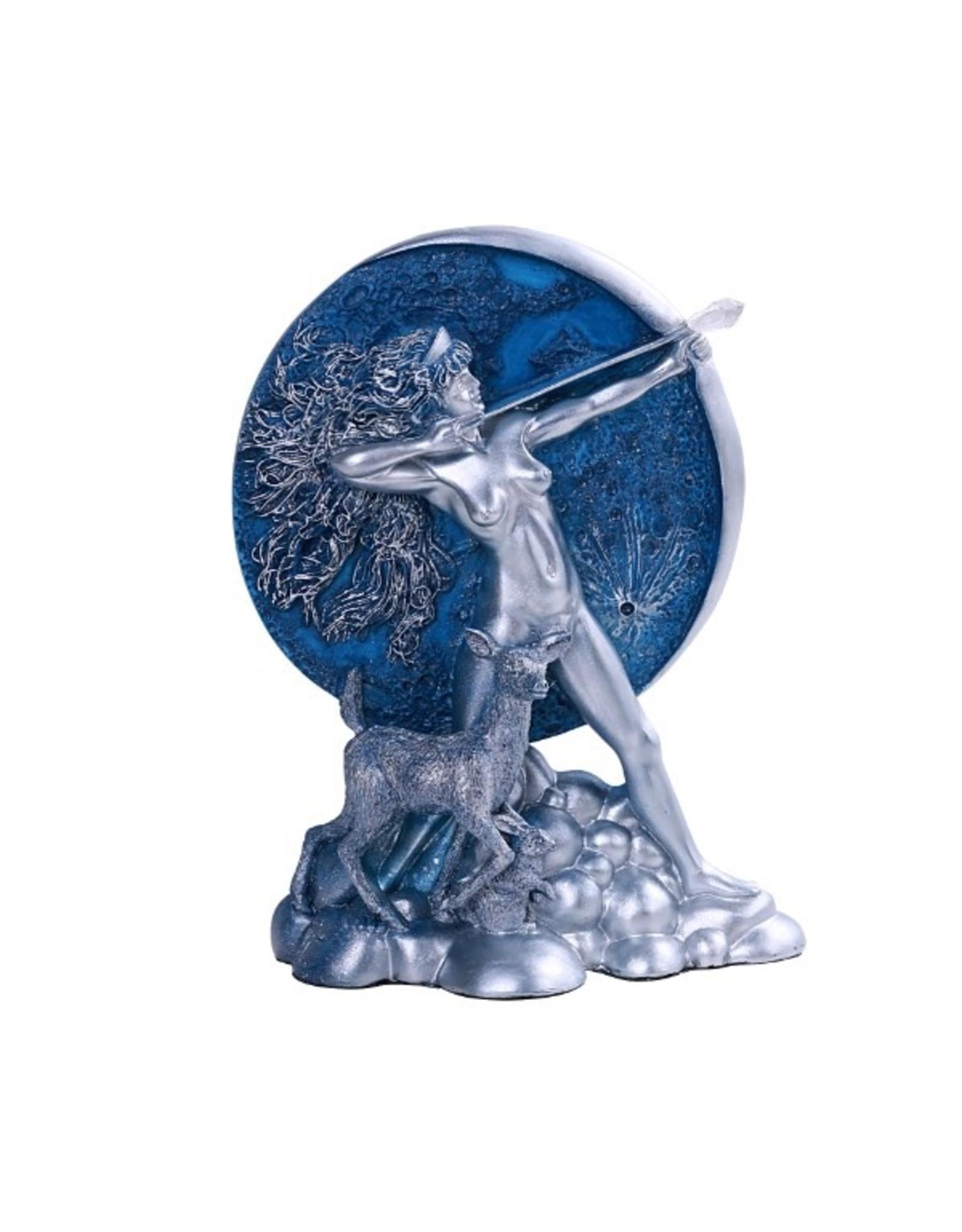 Diana Moon Goddess Statue