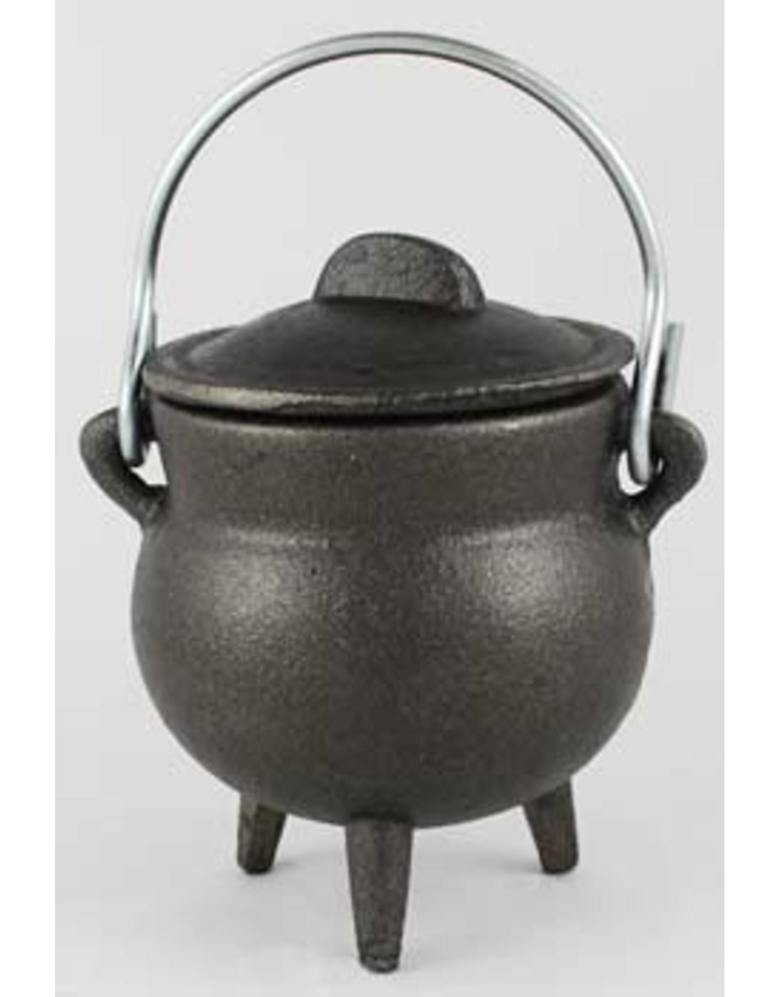 Cast Iron Cauldron 3 inches