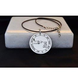 Solomonic 4th Pentacle of the Moon