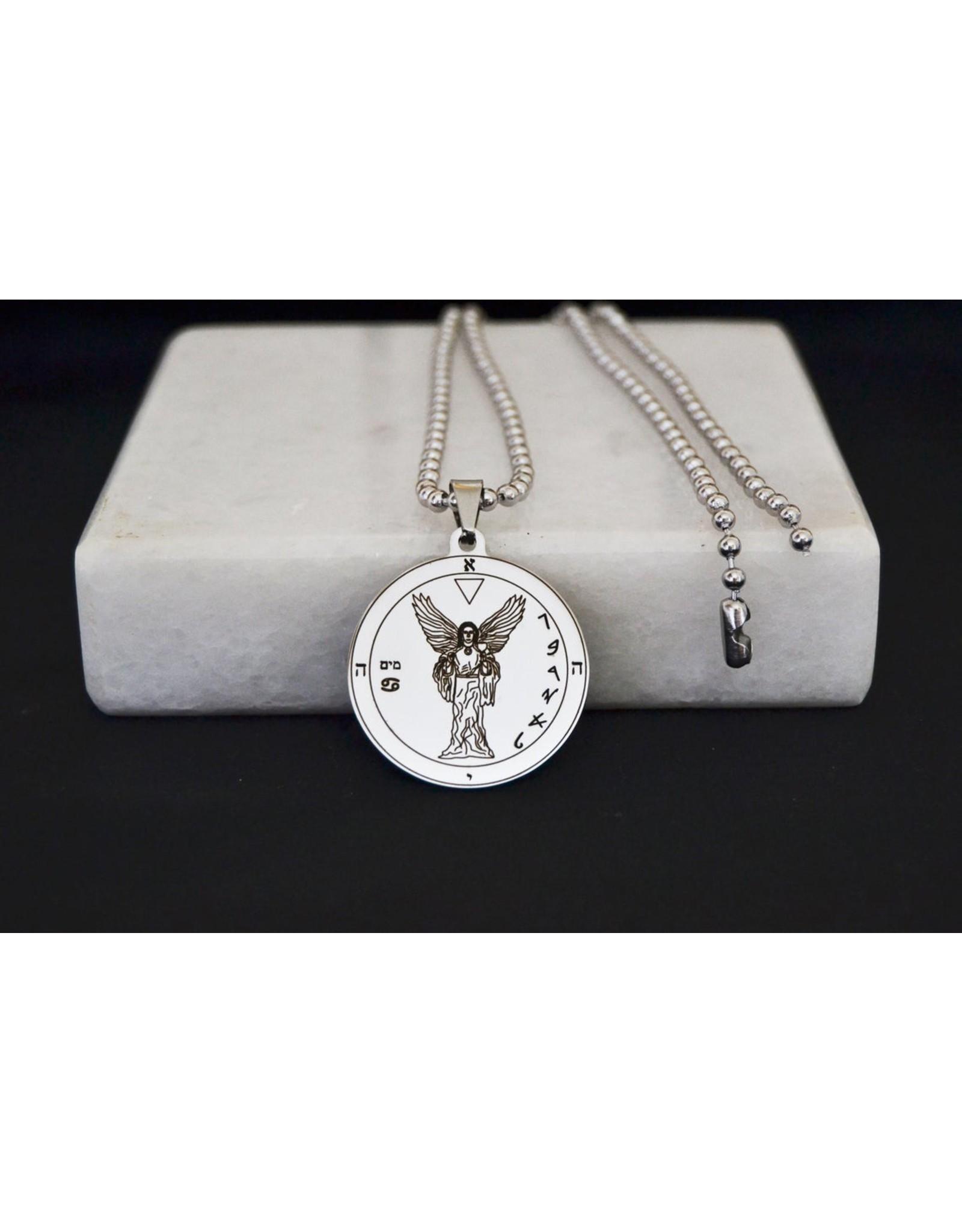 Archangel Gabriel Image Pendant