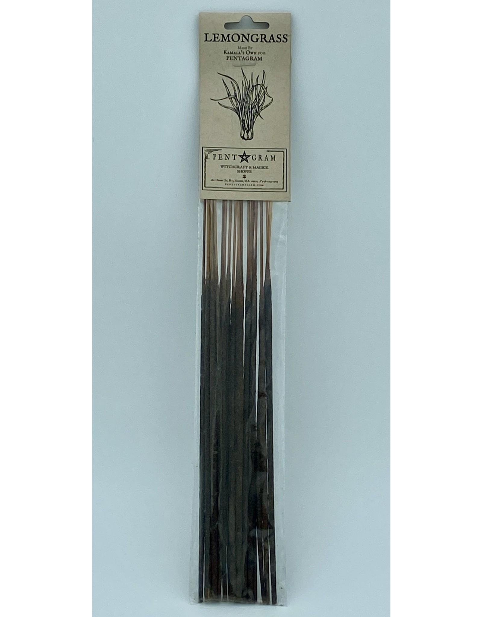 Lemongrass Stick Incense