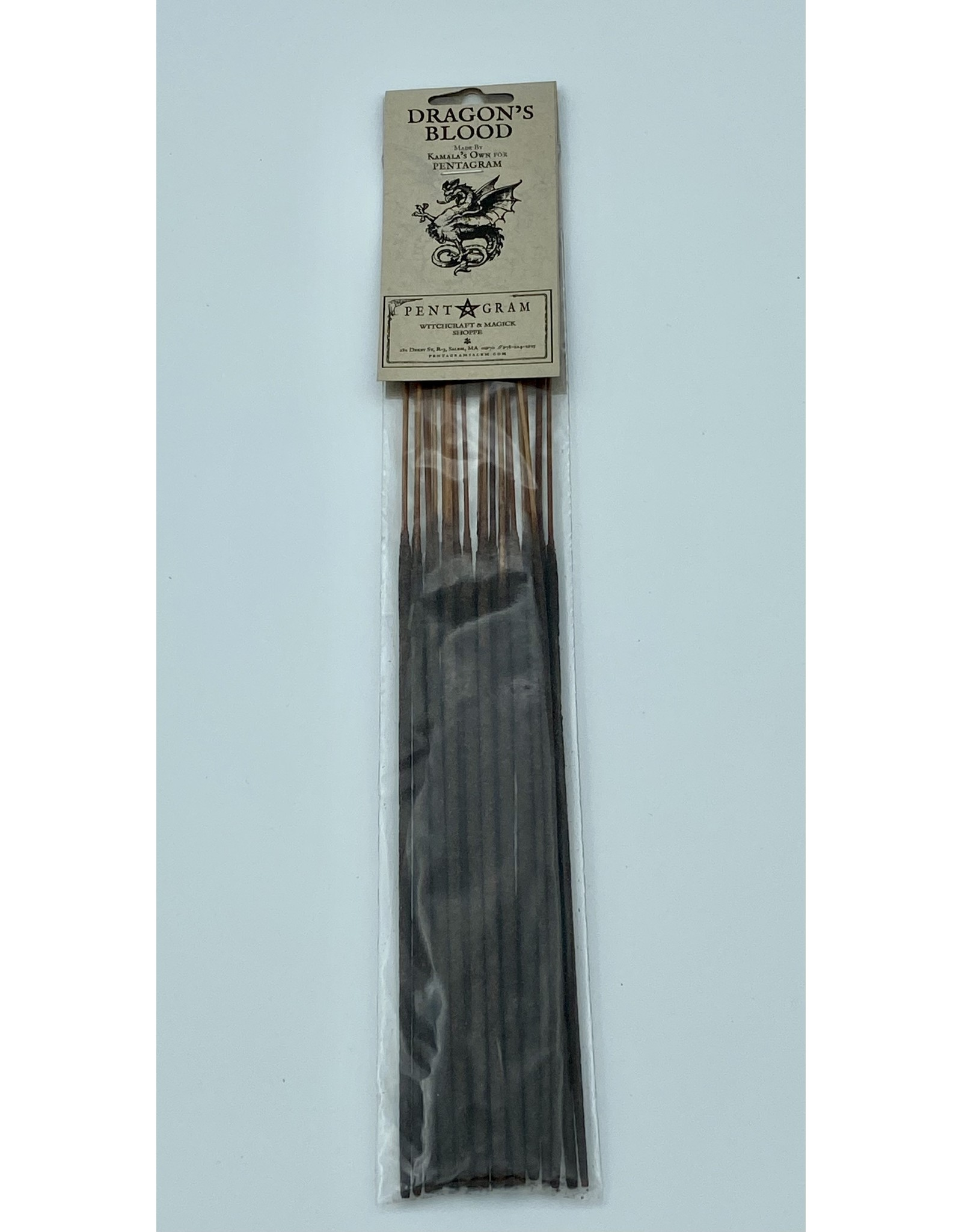 Dragon's Blood Stick Incense