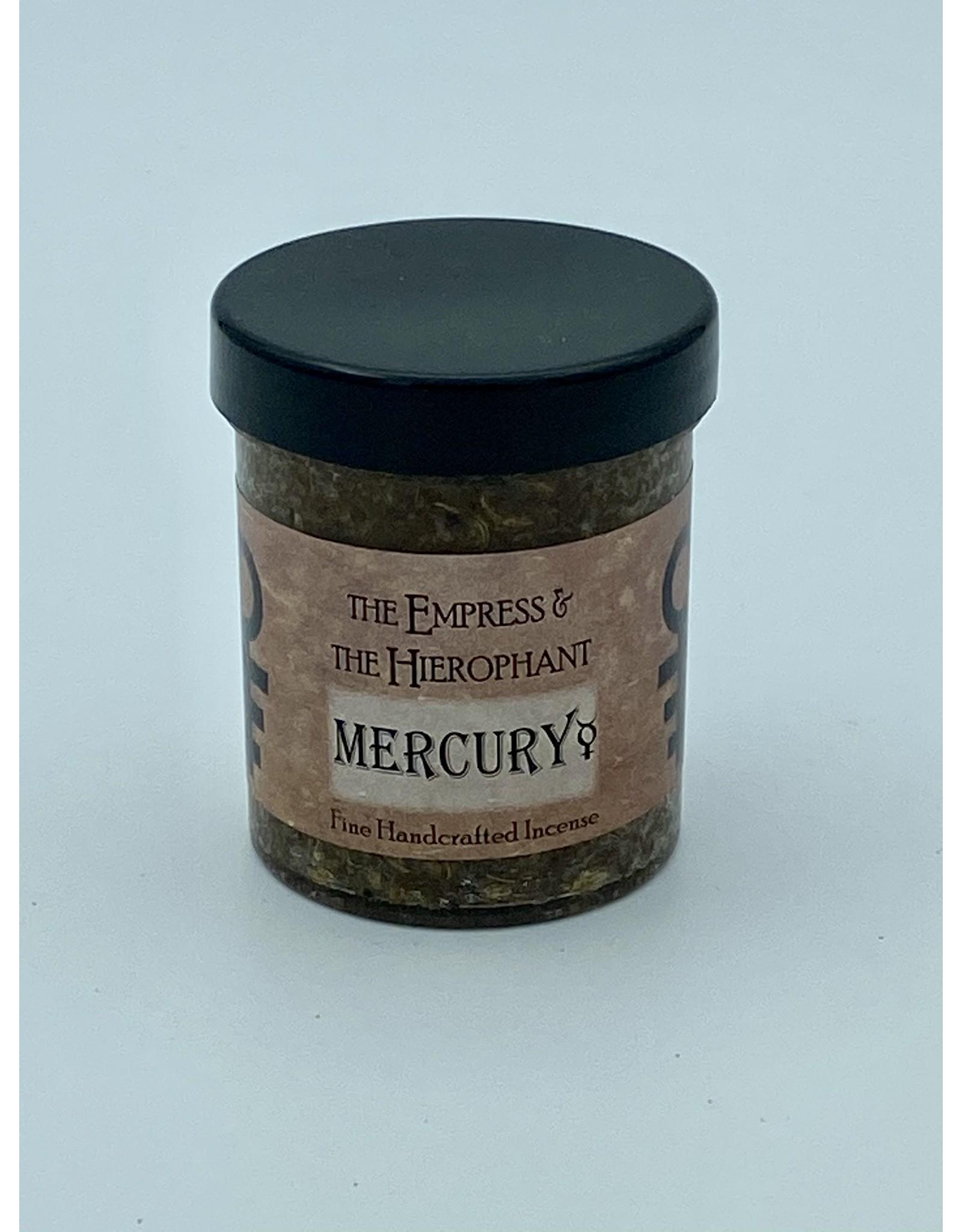 Mercury Planetary Magickal Incense