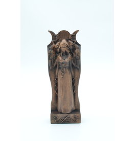Hecate Wooden Statue