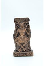Cernunnos Wooden Statue Small