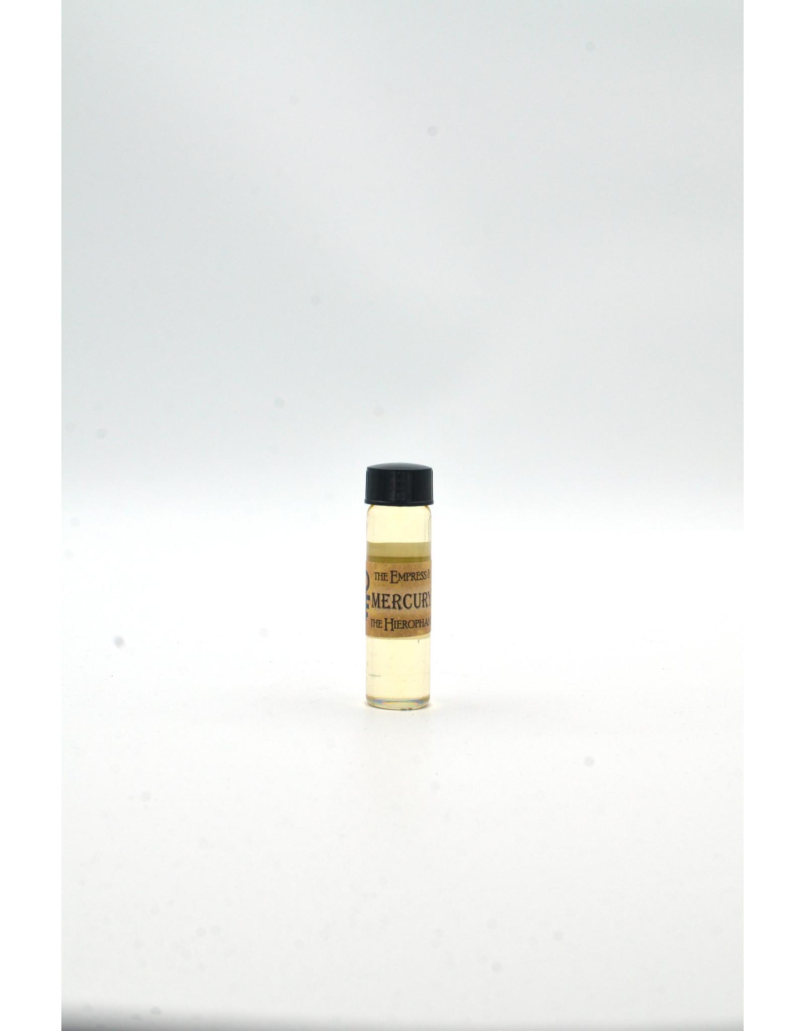 Mercury Planetary Magickal Oil 2 Dram Bottle