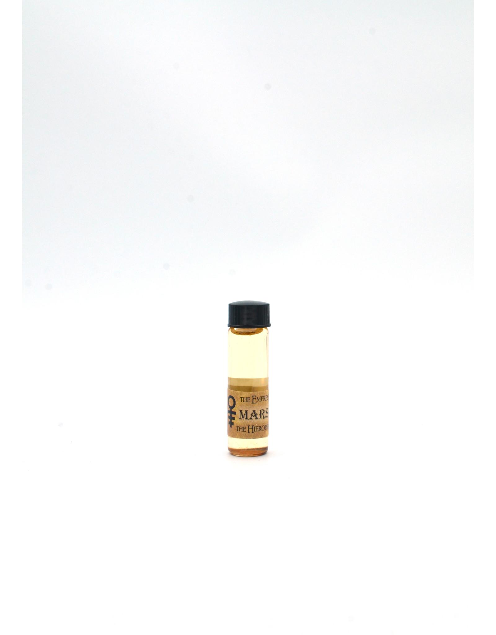 Mars Planetary Magickal Oil 2 Dram Bottle