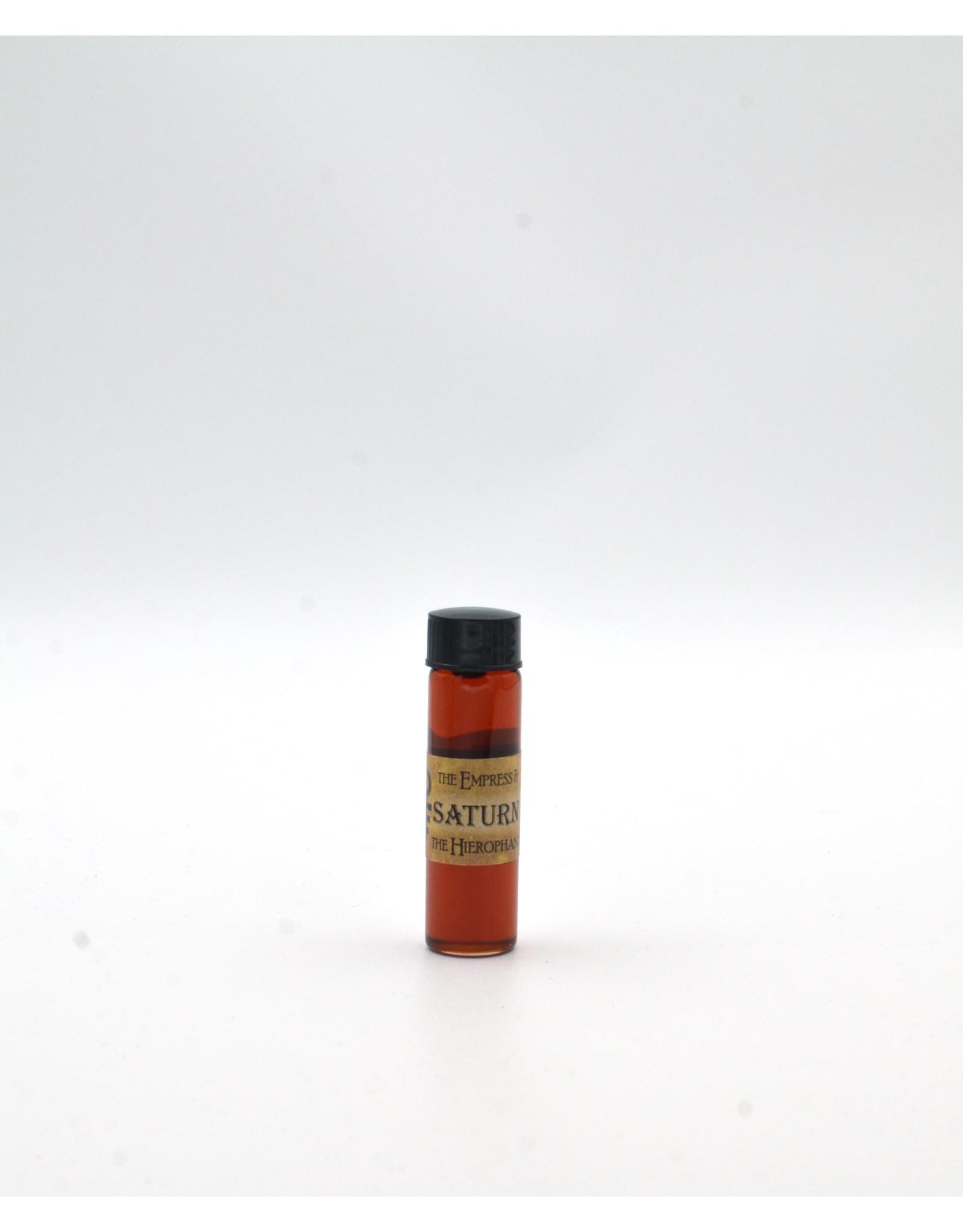 Saturn Planetary Magickal Oil 2 Dram Bottle