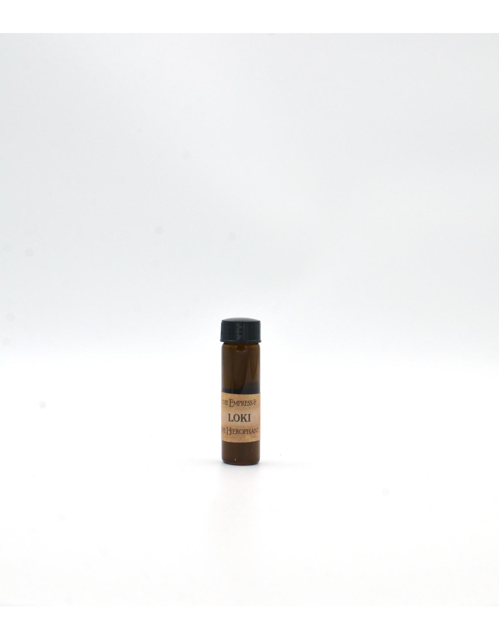 Loki Magickal Oil 2 Dram Bottle