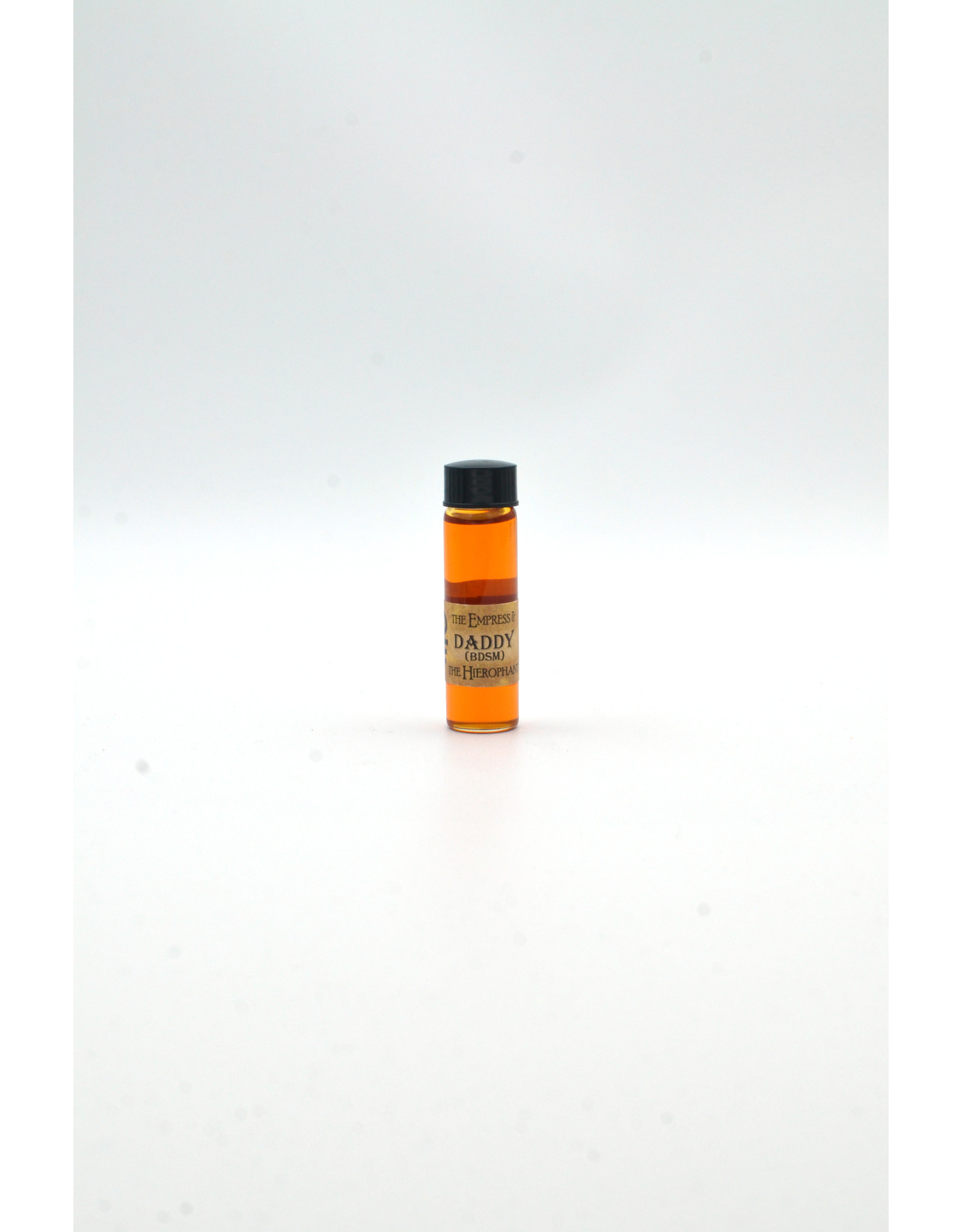Daddy Sex Magickal Oil 2 Dram Bottle