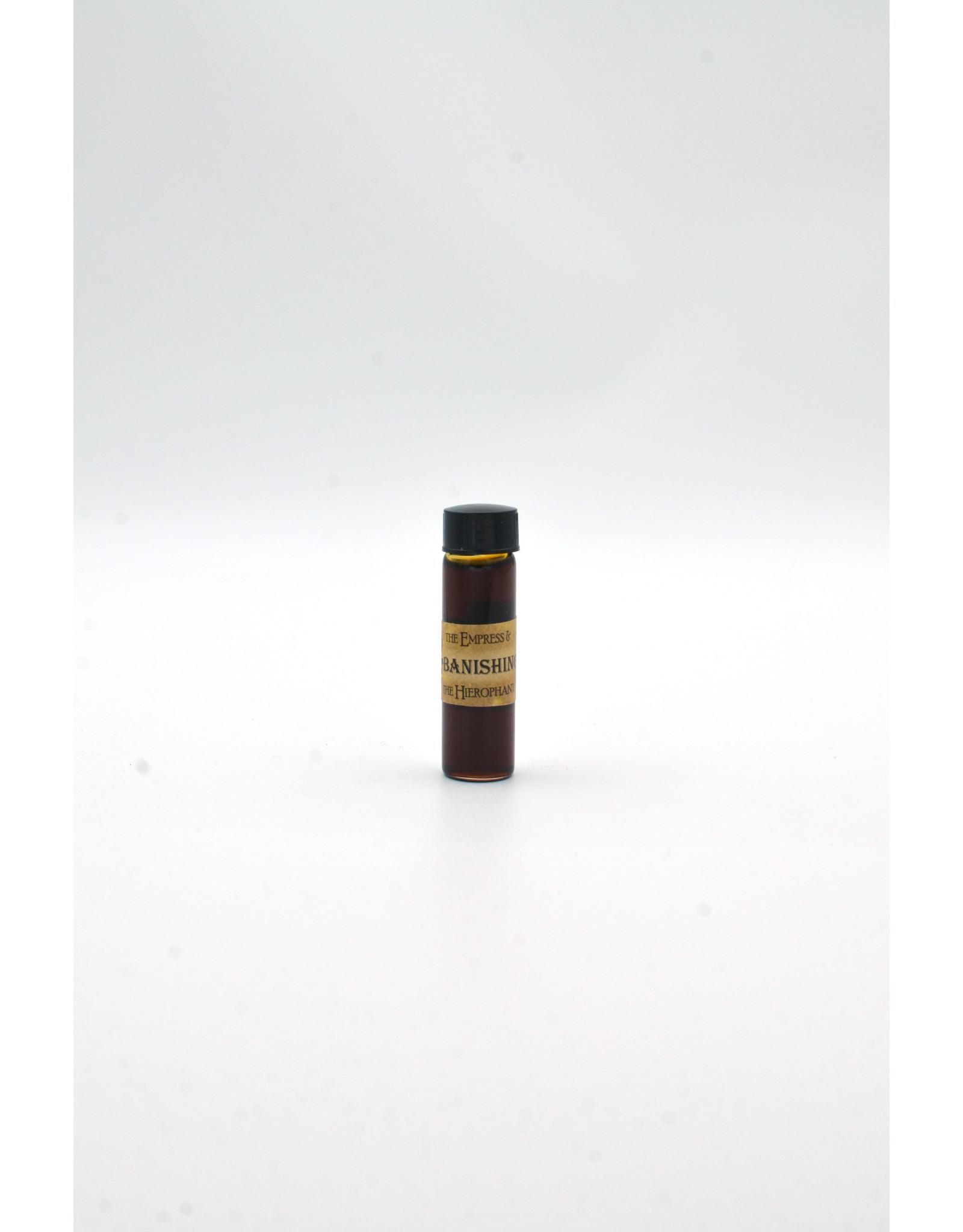 Banishing Magickal Oil 2 Dram Bottle